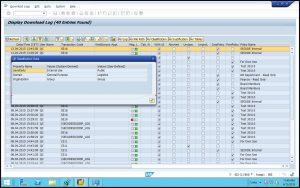 B HC Class Audit Log klein