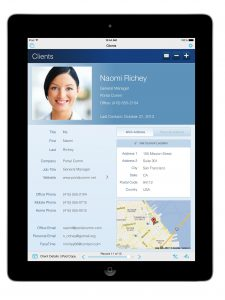 FM iPad Bild