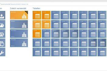 IDLFINREP Einstieg  Screenshot big de