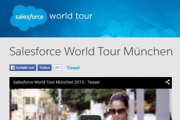 SalesforceWorldTour