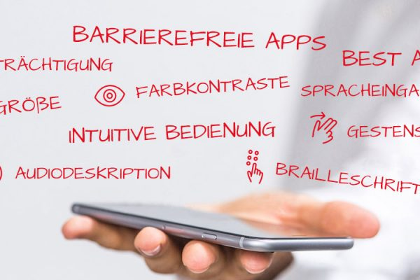 mobivention Barrierefreie App