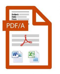 pdfaPilot E Mail Archivierung eyecatcher
