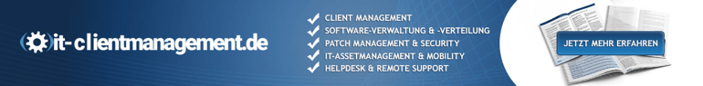 it clientmanagement ad