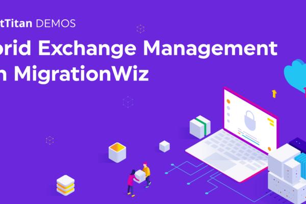 demo hybrid exchange managementx