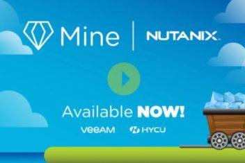 nutanix mine